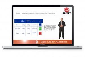 c2 safety basic ladder awareness screen