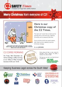 C2 Safety Newsletter Dec 2015