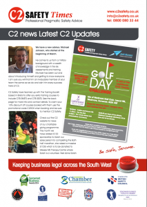 C2 Safety Newsletter May 2016